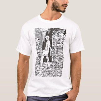 Brian Butler: Fighting With the Head T-Shirt