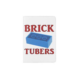 Brick Tubers Passport Holder