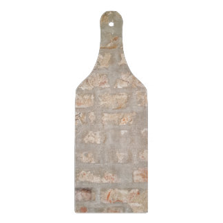 Brick Wall Rustic Country Kitchen  Pattern Cutting Board