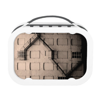 Brick Windows Lunchbox