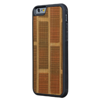Brick Wood Cherry iPhone 6 Bumper Case