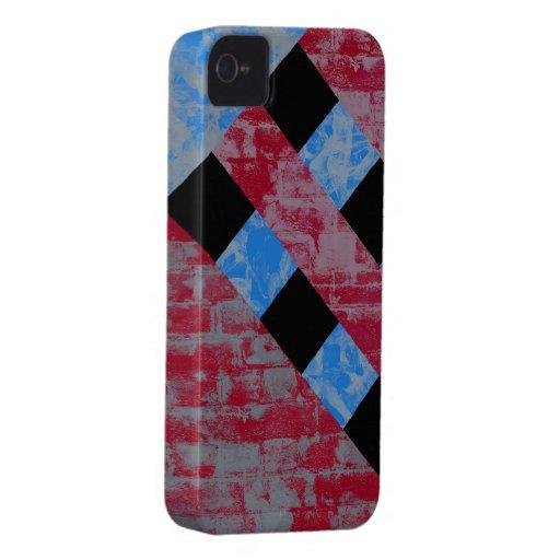 Bricked Sky iPhone 4 Case