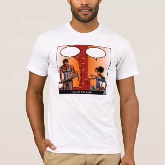 Bricks 1 Fill in the Blank T-Shirt