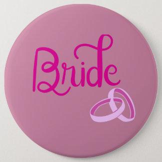 Bridal Hen Party 6 Cm Round Badge