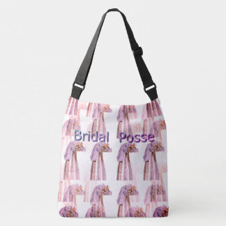 Bridal-Posse_Vintage-Wedding-Veil's-PS_Multi-Sz Crossbody Bag