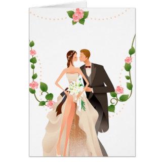 Bridal Shower Invitation Greeting Card
