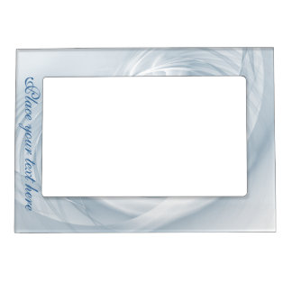 Bridal Veil Magnetic Picture Frame