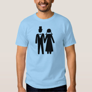 Bride and Groom Shirts