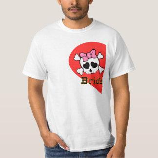 bride,bachelor bachelorette,joint hen stag party T-Shirt