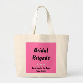 Bride Bag -- Bridal Brigade