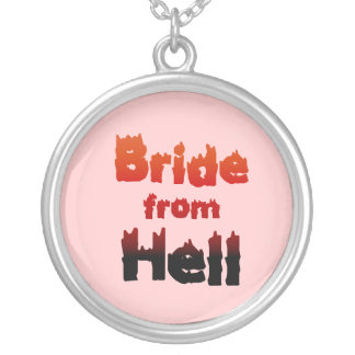 Bride from Hell Necklace