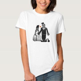 Bride & Groom (Dead Version) Tshirt