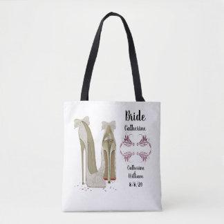 Bride Memento Gift Tote Bag
