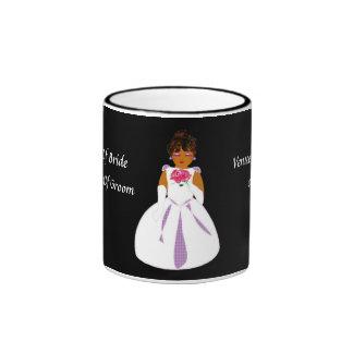 """Bride"" Mug - Customizable Coffee Mug"