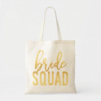 Bride Squad Gold
