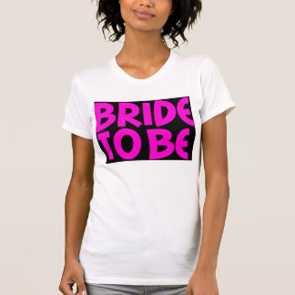 Bride To Be Hen Do T-Shirt