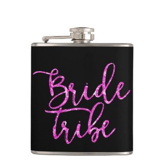 Bride Tribe Flask Bridesmaid gift