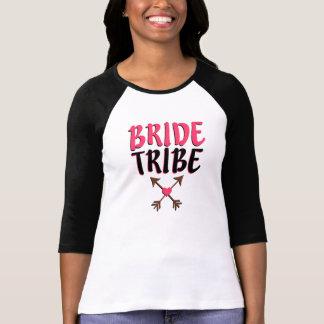 Bride Tribe funny Bridesmaids shirt