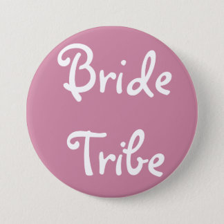 Bride Tribe Hen Button