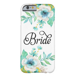 Bride Vintage Floral iPhone 6 Case