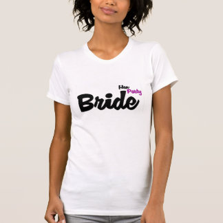Bride's Hen Party T Shirt