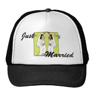 Brides tossing bouquet cap