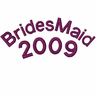 Bride'sMaid 2009 - Customized