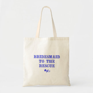 Bridesmaid Bag Bright Blue