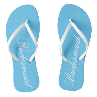 Bridesmaid Flip-Flops Jandals