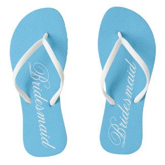 Bridesmaid Flip-Flops Thongs