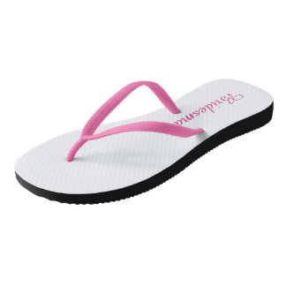 Bridesmaid Flip Flops Thongs