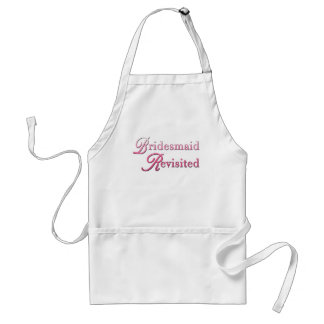 Bridesmaid Revisited Gifts Adult Apron
