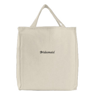 Bridesmaids bag