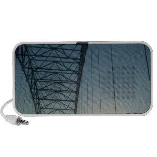 Bridge at Sunset Mp3 Speakers