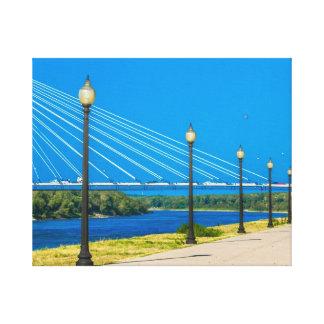 bridge designs gallery wrap canvas