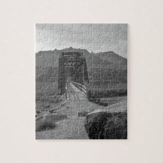 Bridge on Snake River Puzzle - by Fern Savannah