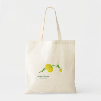 (Bridge Posture I) Budget Tote Bag