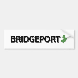 Bridgeport, New Jersey Bumper Sticker