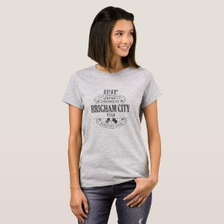 Brigham City, Utah 150th Anniversary 1-Col T-Shirt