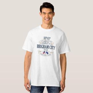 Brigham City, Utah 150th Anniversary White T-Shirt