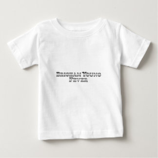 Brigham Young Fever - Basic Baby T-Shirt