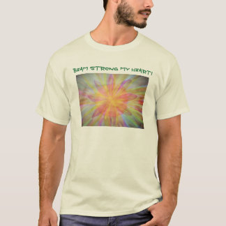 Bright, abstract, kaleidoscope watercolor T-Shirt