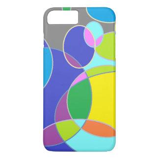 Bright Bubble Tangerine iPhone 7 Plus Case