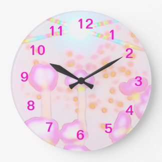 Bright Colorful Clock