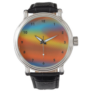 Bright Colors Watch