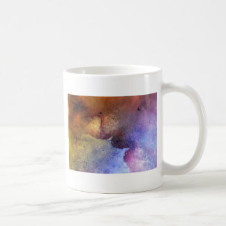 Bright colourful abstract grunge Colour explosion! Coffee Mug