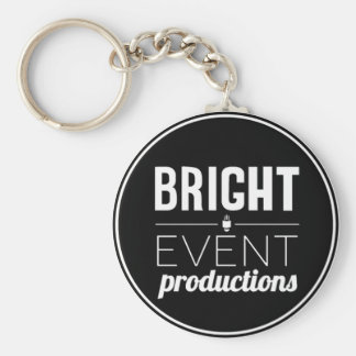 Bright Event Productions Keychain