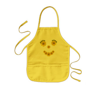 Bright Eyed Smile Kids Apron