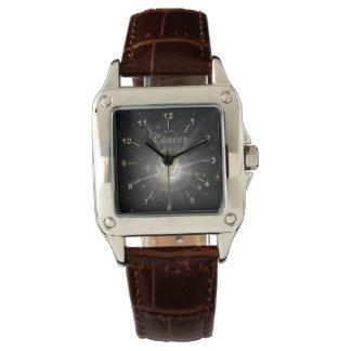 Bright golden Cancer Watch