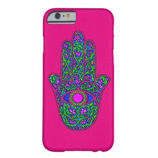 Bright Hamsa Barely There iPhone 6 Case